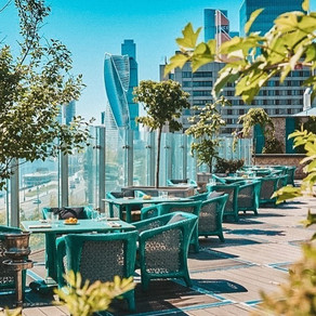 Best roof-decks Moscow - Top 13