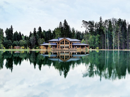 Izumrudny Les - luxurious ekohotel