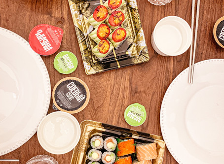 Best restaurant deliveries in Moscow