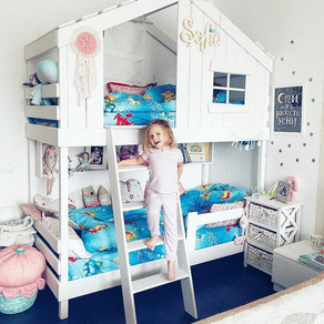 The Domik - kids bed & playhouse