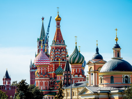 You are having guests in Moscow... Where to take them to?