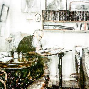 Tolstoy house