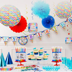 Party supplies - crafts&decoration