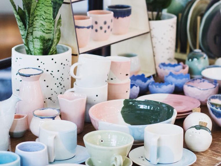 Agami ceramics - bright&colorful