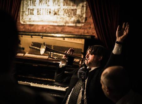 The BIX jazzbar - funky & intimate