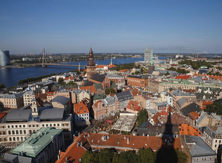 Riga - perfect city trip