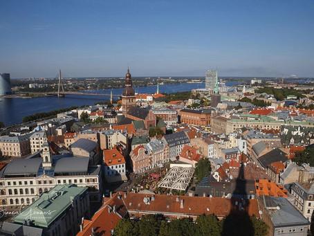 Riga - perfect city trip