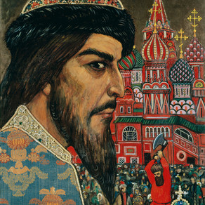 Ivan the Terrible and the first Romanovs. A group tour on the 19th