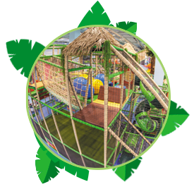 Funny Jungle - indoor playground