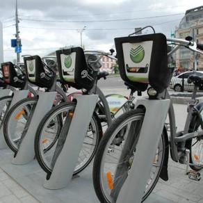 Velobike - city bike rental