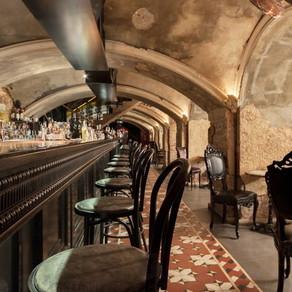 Mendeleev - hidden bar