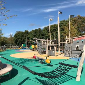 Best playgrounds - outdoor