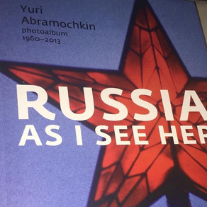 Moscow coffee table books - Top5