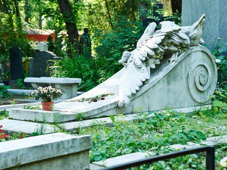 Novodevichy Cemetery Tour