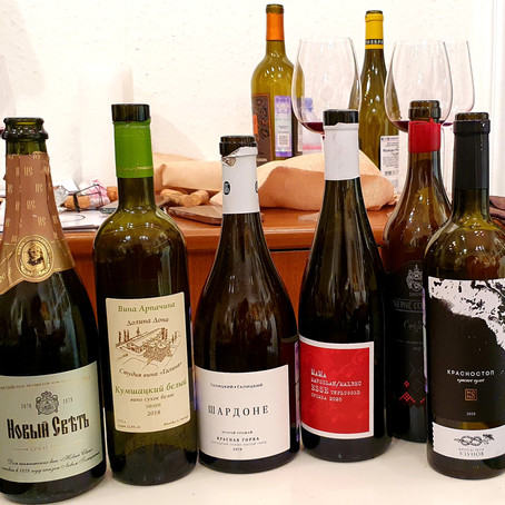 Which Russian wines to drink?