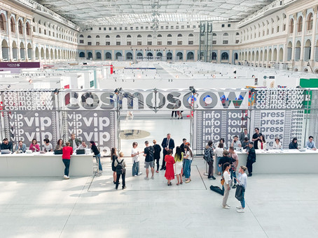 Cosmoscow - international contemprorary art fair