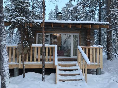 Murmansk - northern light&winter paradise