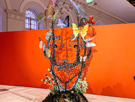 Salvador Dali - exhibition in Moscow