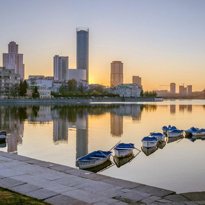 A trip to Yekaterinburg