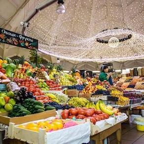 Danilovsky Market - buy&dine