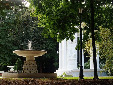 5 shady parks for a hot day stroll