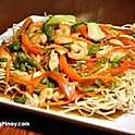 X9. Egg Noodle Stir-Fry (soft or crispy)