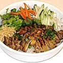 B2. Bun Ga Nuong (Grilled Chicken Vermicelli)