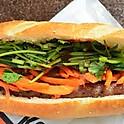 S5. Grilled Vietnamese Sausage Sandwich