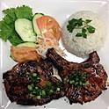 C1. Com Suon Nuong (Grilled Porkchop)