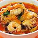 H6. Tom Yum Noodle Soup