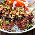 B3. Bun Thit Nuong (Grilled Pork Vermicelli)
