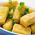 A8. Fried Tofu