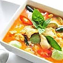 X11. Thai Curry Dishes with Steamed Rice or Egg Noodle