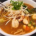 H6. Tom Yum Noodle Soup