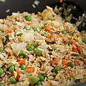 X4. Vegetarian Fried Rice