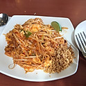 X5. Pad Thai with Chicken