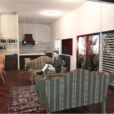 Villa Internal Alterations