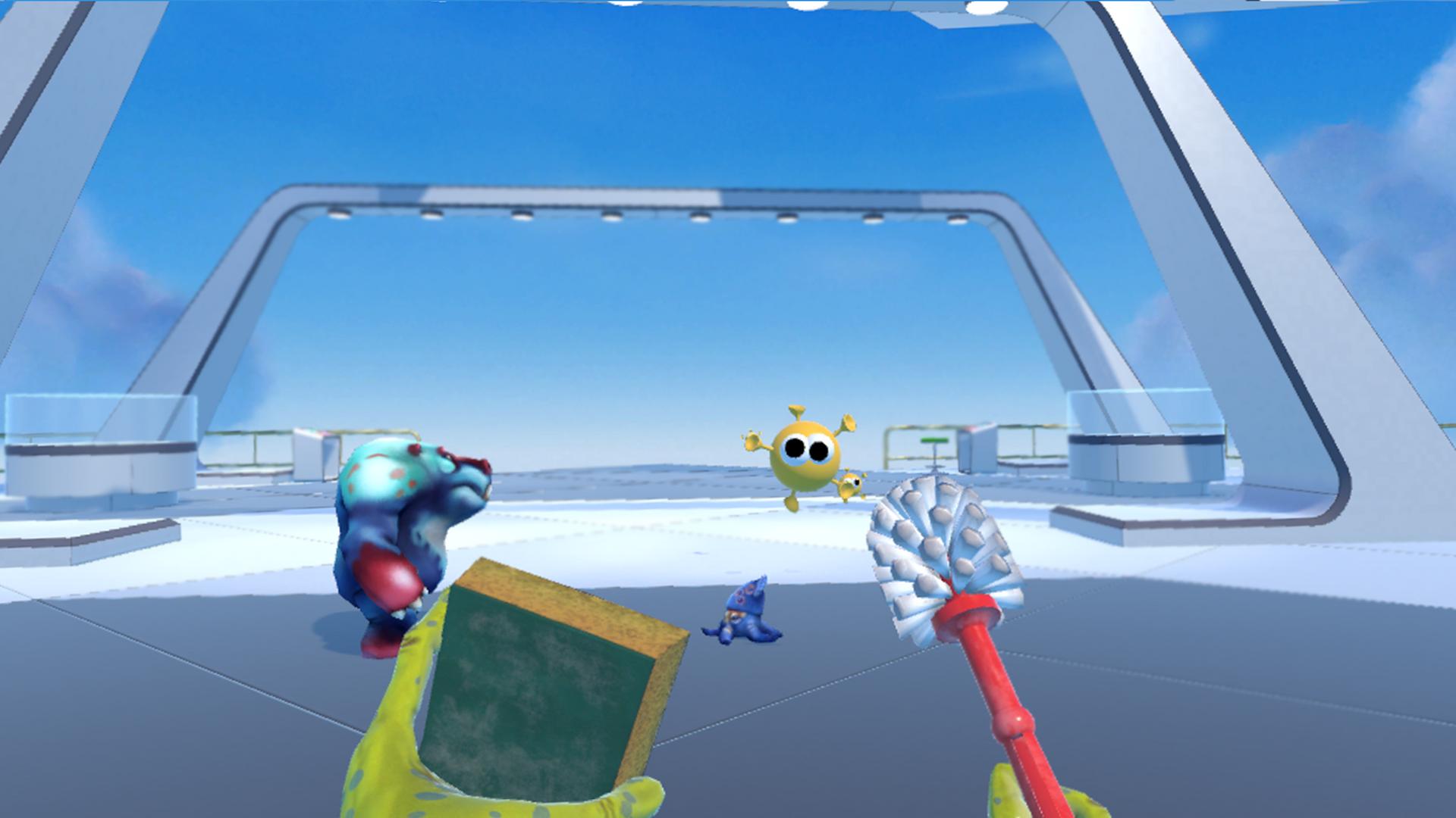 Virus Popper Screenshot 2.png
