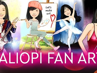 North Macedonia | The winners of Kaliopi Fan Art have been revealed