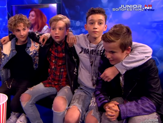 JESC 2017   Fource will sing for The Netherlands