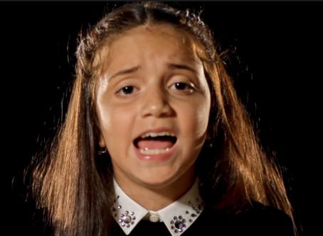 "JESC 2018 | Fidan Hüseynova will sing ""I Wanna Be Like You"" for Azerbaijan"