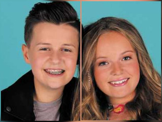 JESC 2018 | Meet Max And Anne From The Netherlands