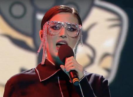 Ukraine I Maruv wins 'Vidbir 2019' with 'Siren Song'