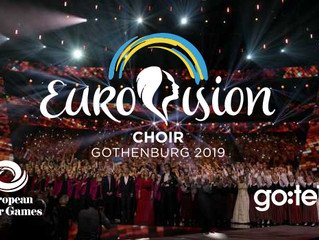 Eurovision Choir of The Year | Tickets to be released on April 13th 2019