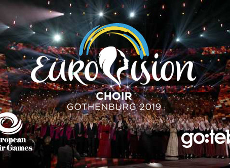 Eurovision Choir of The Year   Tickets to be released on April 13th 2019