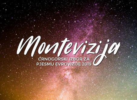 Montenegro | Montevizija 2019 Entries Released