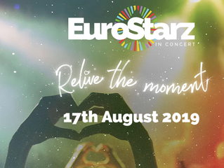 Are you ready for Eurostarz in Concert?