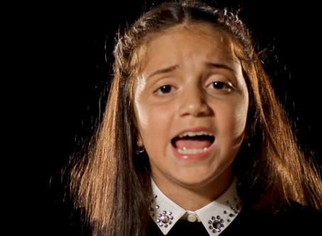 JESC 2018 | Fidan Huseynova will sing for Azerbaijan at Junior Eurovision 2018