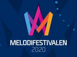 Sweden   Andra Chansen results and final running order for Melodifestivalen