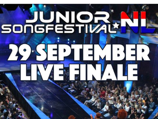 JESC 2018 | The Netherlands to hold national final on September 29th